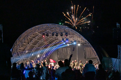 Flying Proms 2019, Shuttleworth - 17/08/2019@21:55