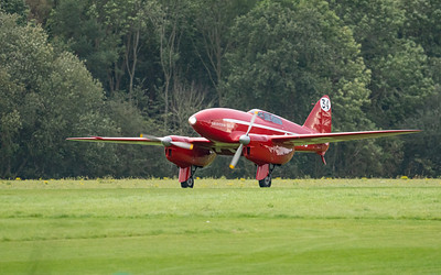 Shuttleworth, Shuttleworth De-Havilland Airshow - Sun 27/09/2020@16:53