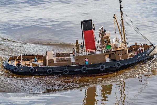 SRCMBC, Solent Radio Control Model Boat Club - 27/10/2019@12:02