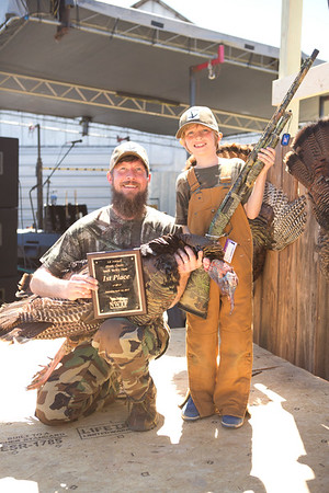 1st Annual Pirate Classic -  Youth Turkey Hunt - 2017