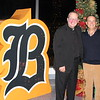 The 1st Annual President's Circle reception was held on December 14, 2017 in the Dining Hall. Anyone who contributed an annual gift of $1,500 or more to Belen Jesuit was recognized in the President's Report and invited to this gathering.