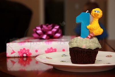 1st Birthday--Loomis