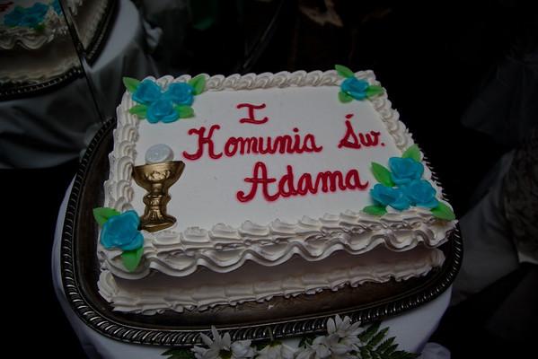 2011-06-05 - Komunia Adasia - Impreza