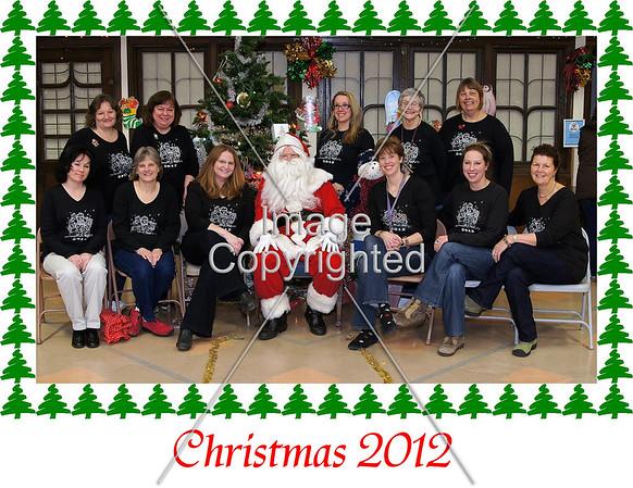 2012 Christmas Show