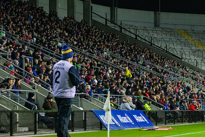 A general view of the supporters in Pairc Ui Chaoimh