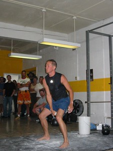 Chad J.   Overall Champion