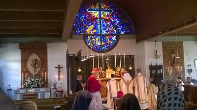 1st Mass of Dom John Berchmans Tonkin, CRNJ