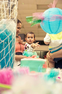 Aleia's 1st Birthday (Event Photos)