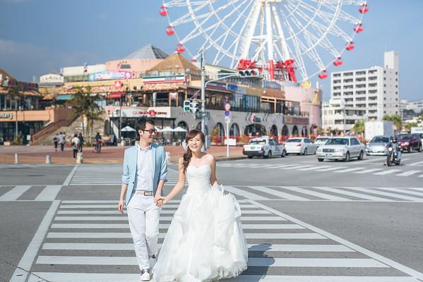 Prewedding-沖繩-芸慈