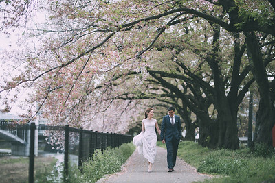 Prewedding-京都-HsinWei