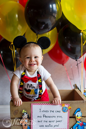 Alec {1 year old}