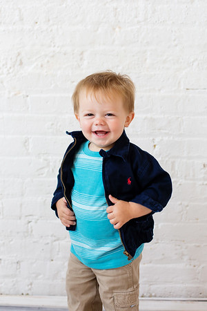 Jackson T. {1 year old session}
