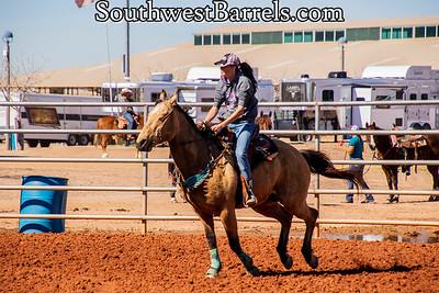 Desert Diamond Barrel Races