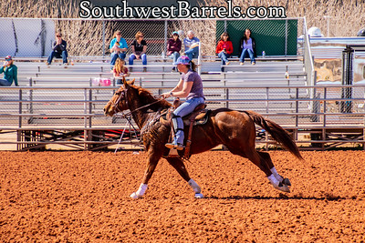 Desert Diamond Barrel Races