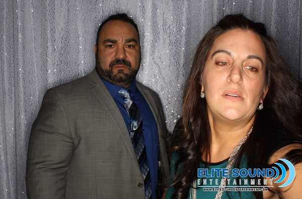 2 . 17 . 18 - Erica & Theodore - Photo Booth