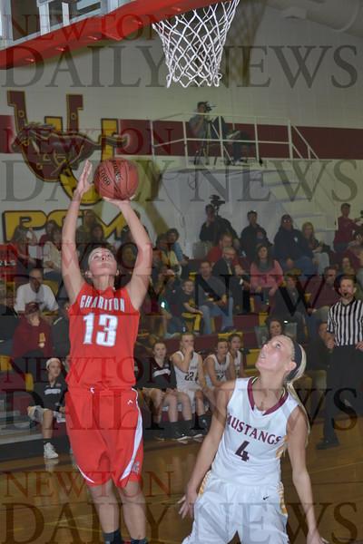 2-18 PCM Girls Basketball Playoff vs. Chariton