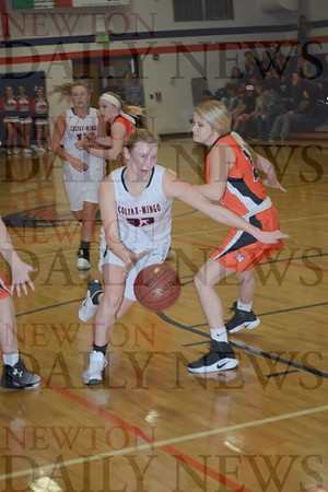 2-3 Colfax-Mingo Girls BKB vs. Iowa Valley