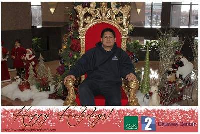 2 Gateway Center Holiday Party part 2