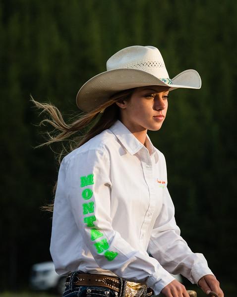 Pretty Cowgirl