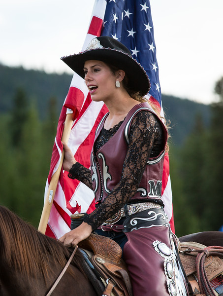 Miss Teen Rodeo Montana