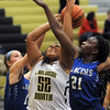 Girls Basketball L'Anse Creuse vs L'Anse Creuse North on December 9, 2016.(MIPrepZone photo gallery by David Dalton)
