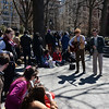 SHAKESPEARE  IN  THE  SQUARE  NYU  2015    -    Washington  Square  Park,  Manhattan  NYC