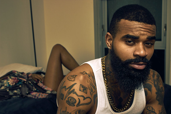 EBO Beard Butter Campaign by Louis Tinsley