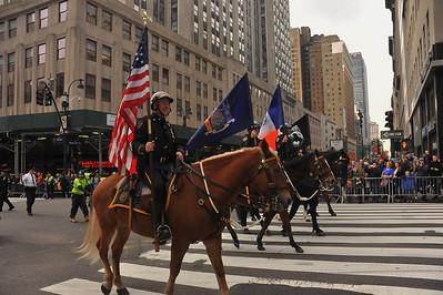 VETERANS  DAY  PARADE  2014    -    Fifth  Avenue,  Manhattan  NYC