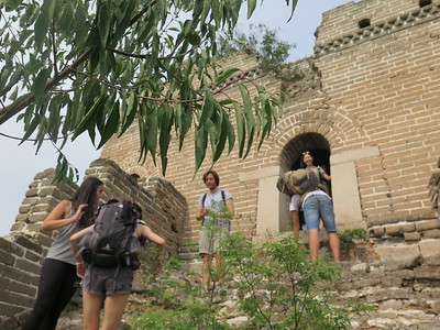 2 days Jiankou Great wall trekking and camping