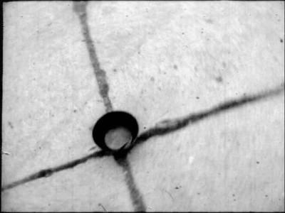 orbit from Super 8 film