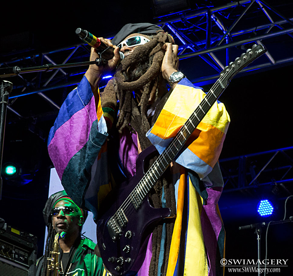 Steel Pulse - California Roots Festival