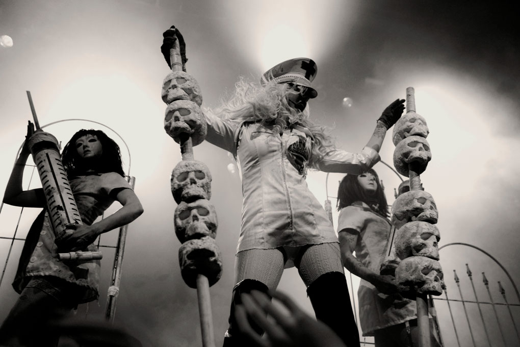 In This Moment @ The Regency Ballroom