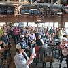 Ashleigh Fox | The Sheridan Press<br>People gather to honor The Sheridan Press' 2019 20 Under 40 nominees and celebrate the launch of the publishing company's all-new app, My Bighorns, at the happy hour event at Black Tooth Brewing Company Monday, June 17, 2019.