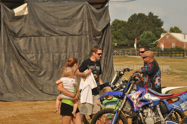 "2014  Warren County Fair ""Monster Truck & Freestyle Motorcross Pit Party"" 8-9-14"