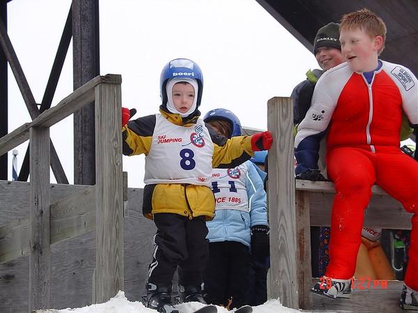 2004-2005 Ski Jumping Season:  Summer and Winter