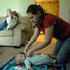 Lindsay and Ryan<br /> Lauren and Rebecca