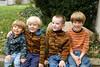 William, Martin, Daniel, Aidan