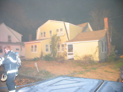 11/17/07 Ford Dr Fire