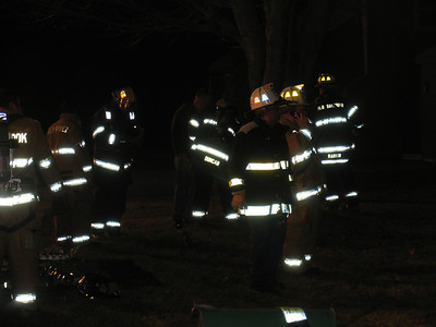 11/30/2007 Route 153 Essex Structure Fire