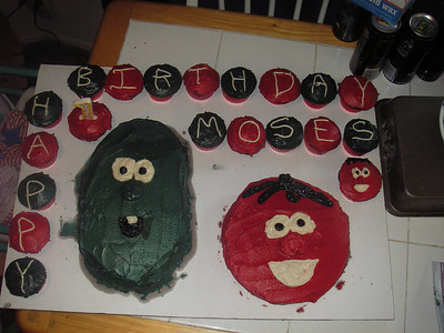 Moses 1st Birthday