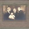 1926 - Fam Port 2 - Emma (Grandma G), Geo Jr (Sonny), Grandma Geske (Augusta), George