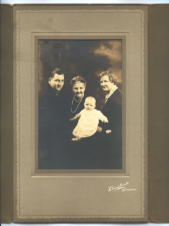 1920's Ewing Family Photos