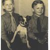 1936 (abt) George & Jack Ewing (Scan 2)