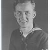 1946 (abt) George - Navy Portrait B&W