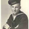1944 (abt) George - Navy Portrait (Scan 1)