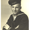 1944 (abt) George - Navy Portrait (Scan 2)