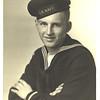 1944 (abt) George - Navy Portrait (Scan 2)