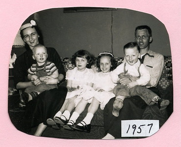 1950's Ewing Family Photos
