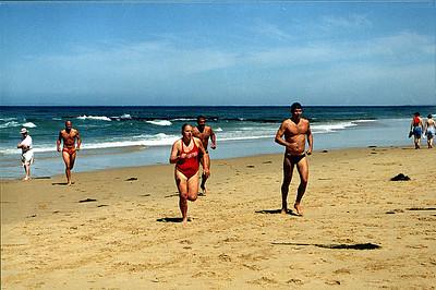 Dec 2000 JR Wright Swims