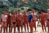 2000-12 end of JR Wright swim - the group 1